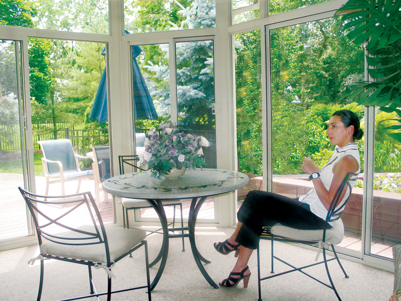 Betterliving 3-season sunroom