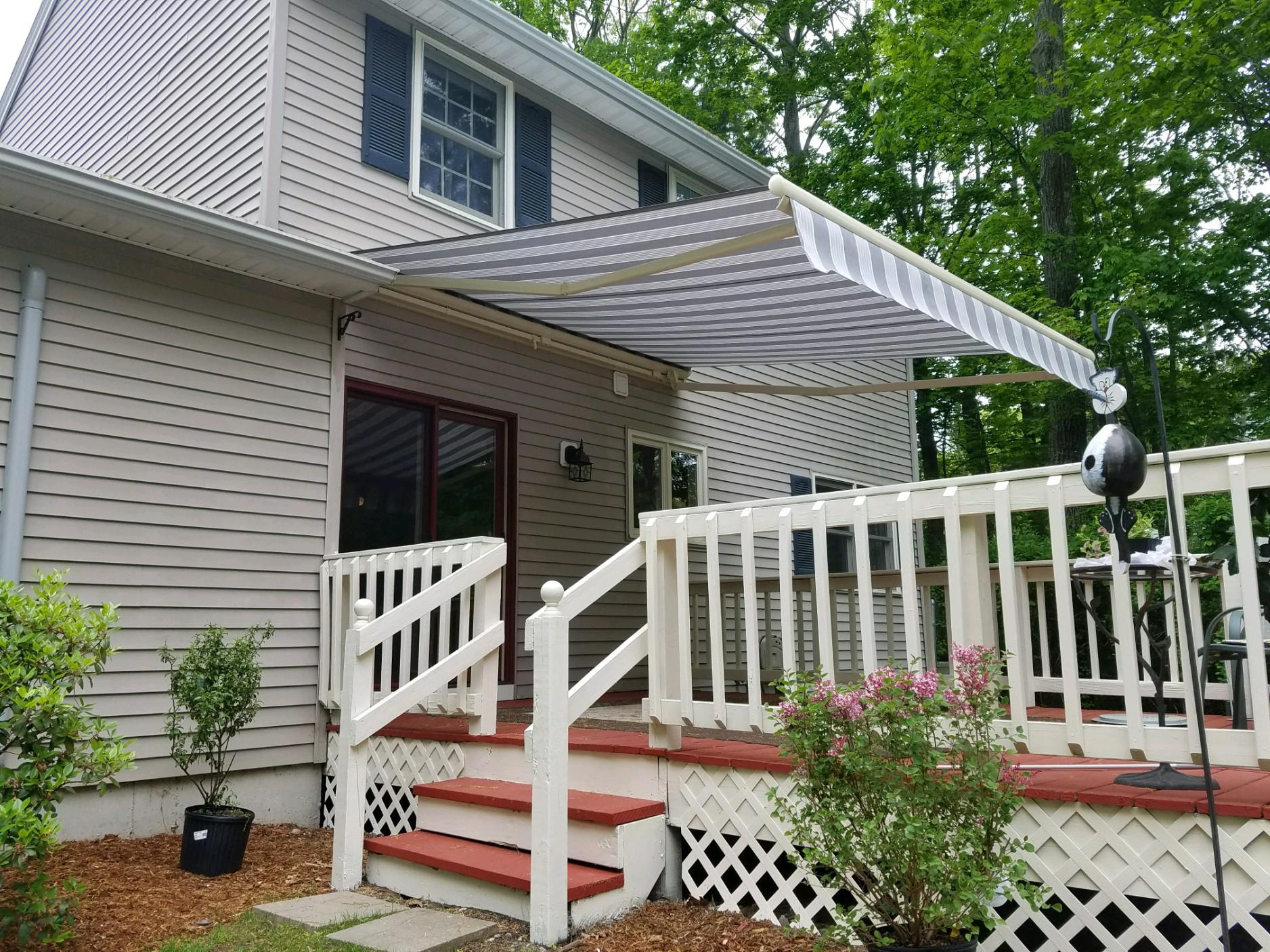 Awning Installation New Hampshire