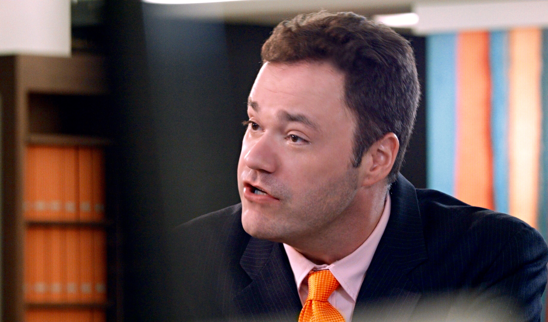 Wilson Cleveland  as James Locke in  SPiN
