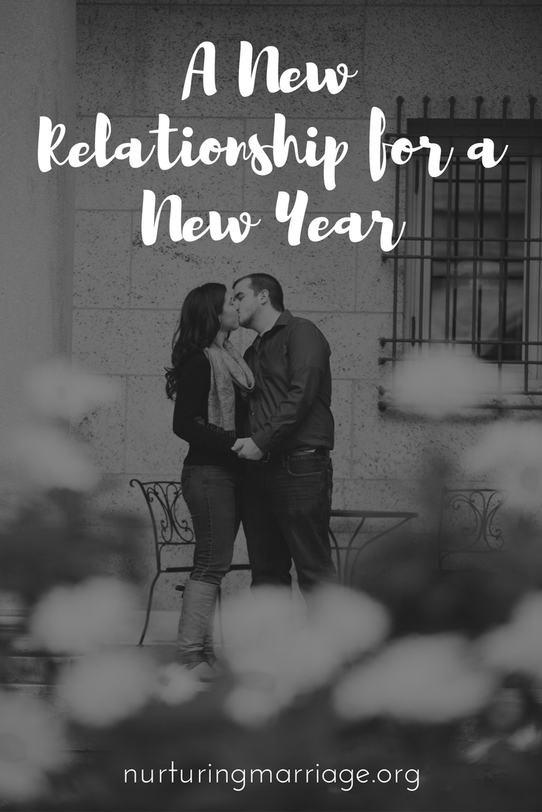 A New Relationship For A New Year
