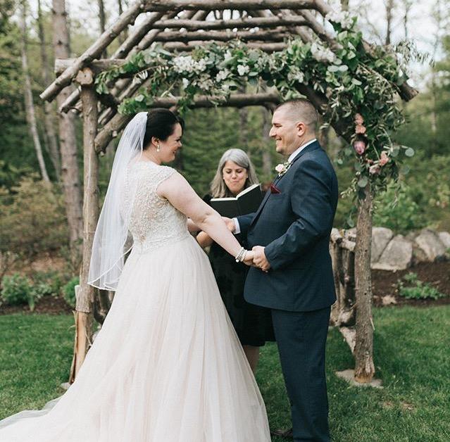 Watershed Floral - intimate midweek wedding