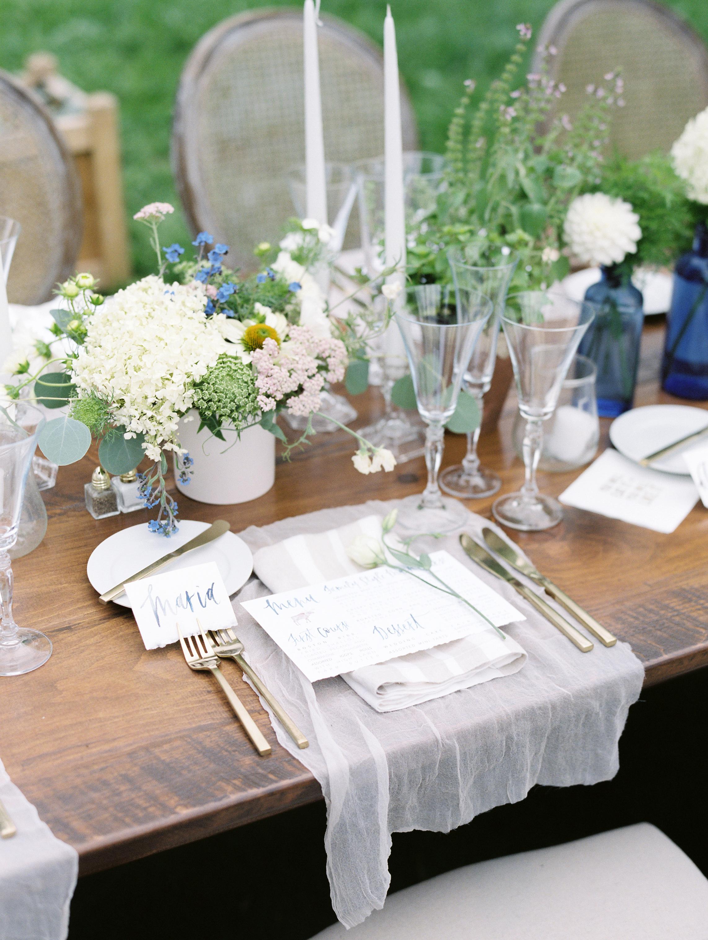 """MAGNOLIA ROUGE, """"Intimate & laid-back Maine wedding"""""""