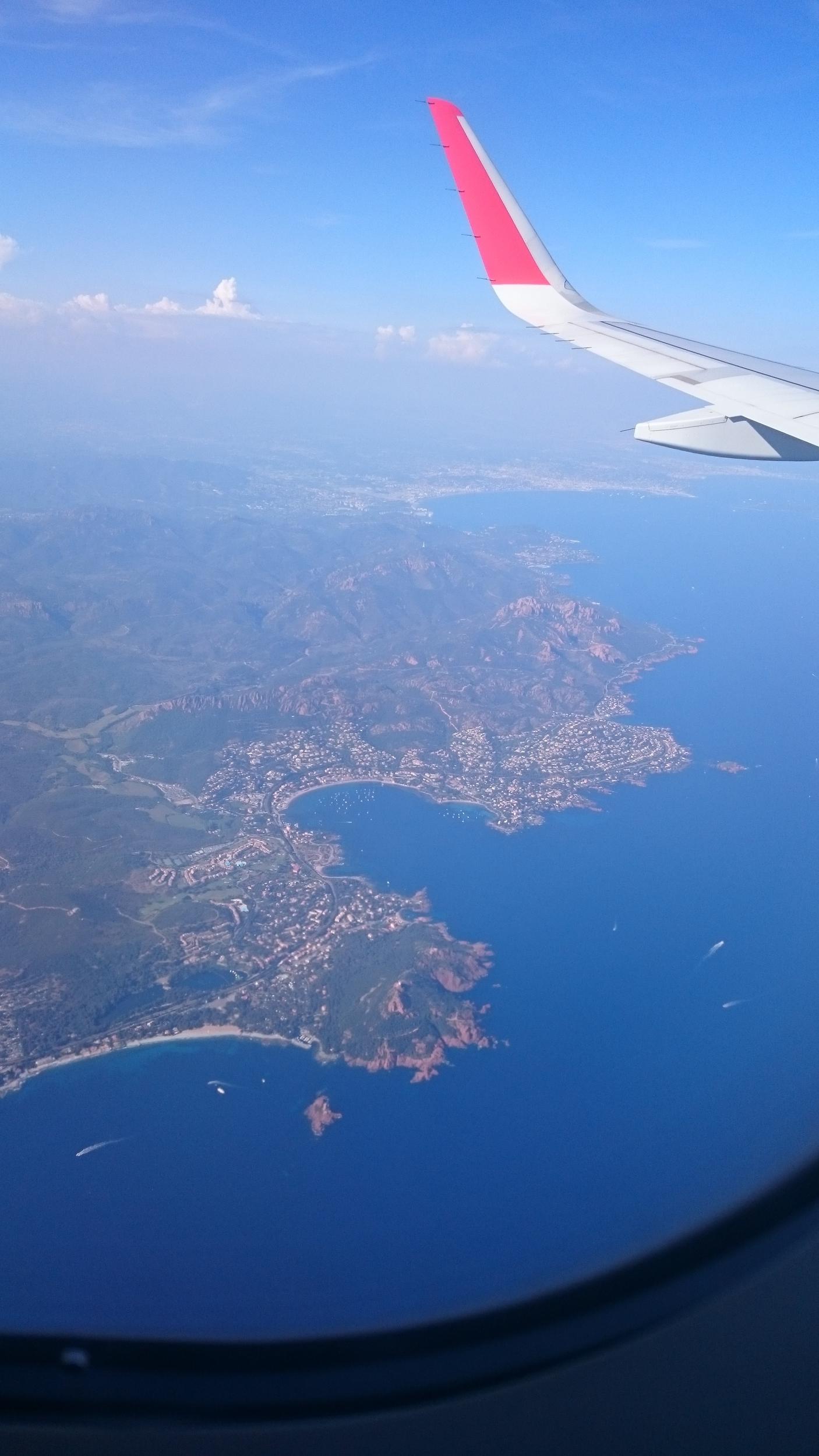 Hello France!