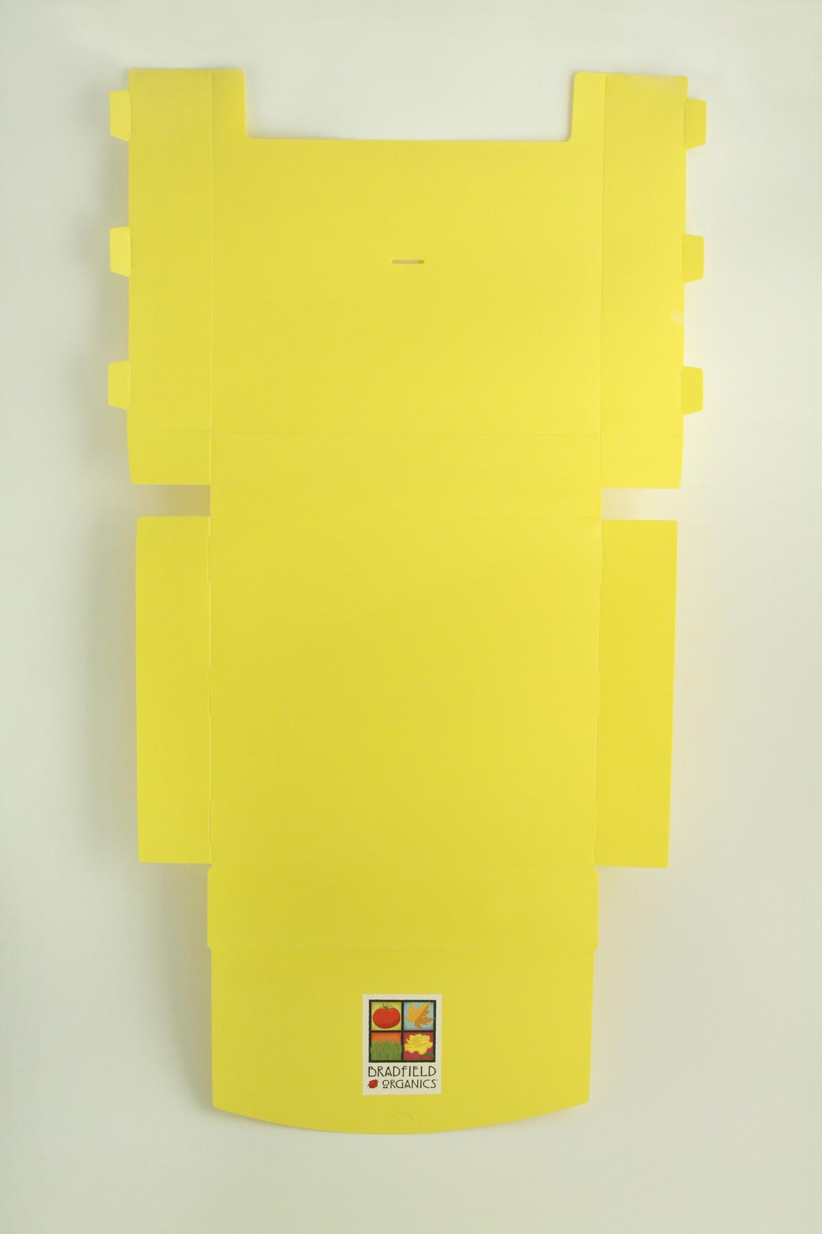 .035ga Yellow PE Screened 4CP + White
