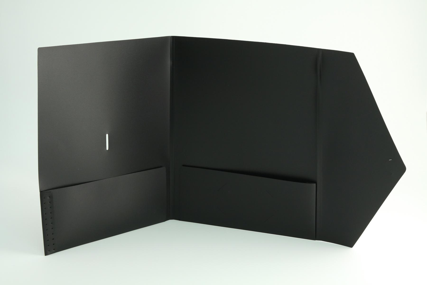.023ga Black Matte PE - Screen Printed 2/0