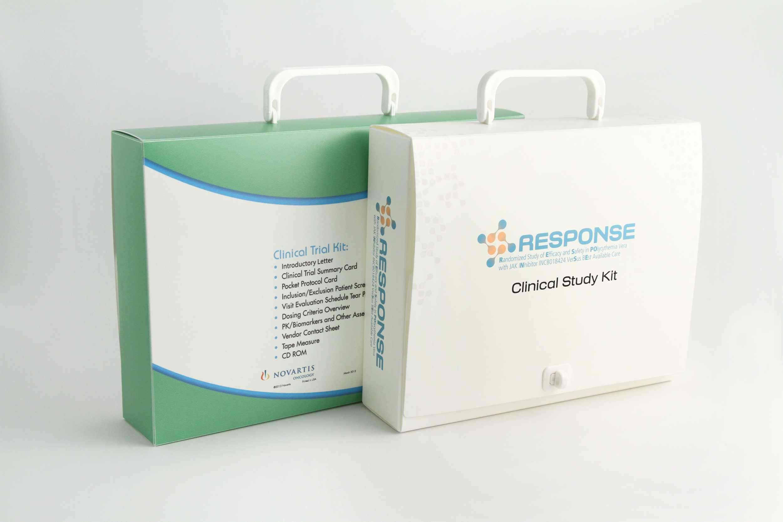 Boxes - Study and Sales Kits