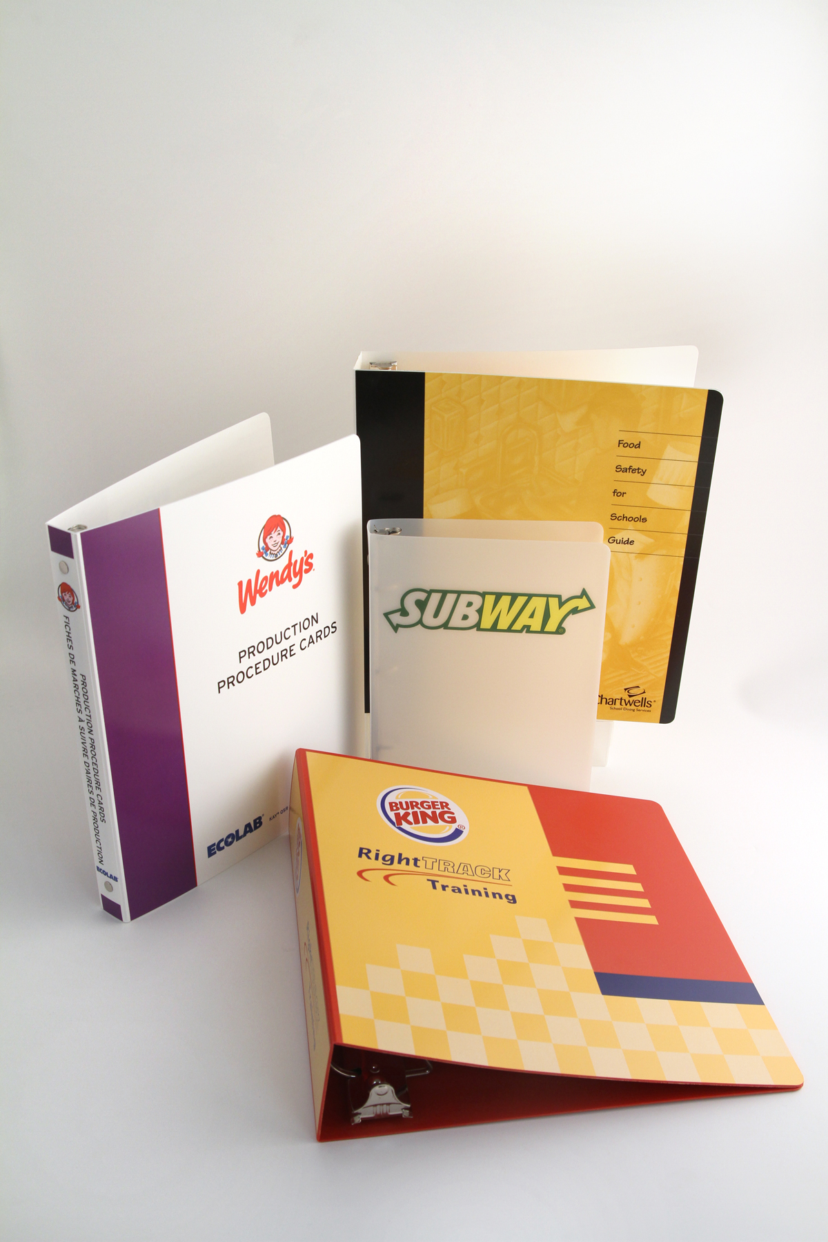Food Safety, Operations & Training Manuals