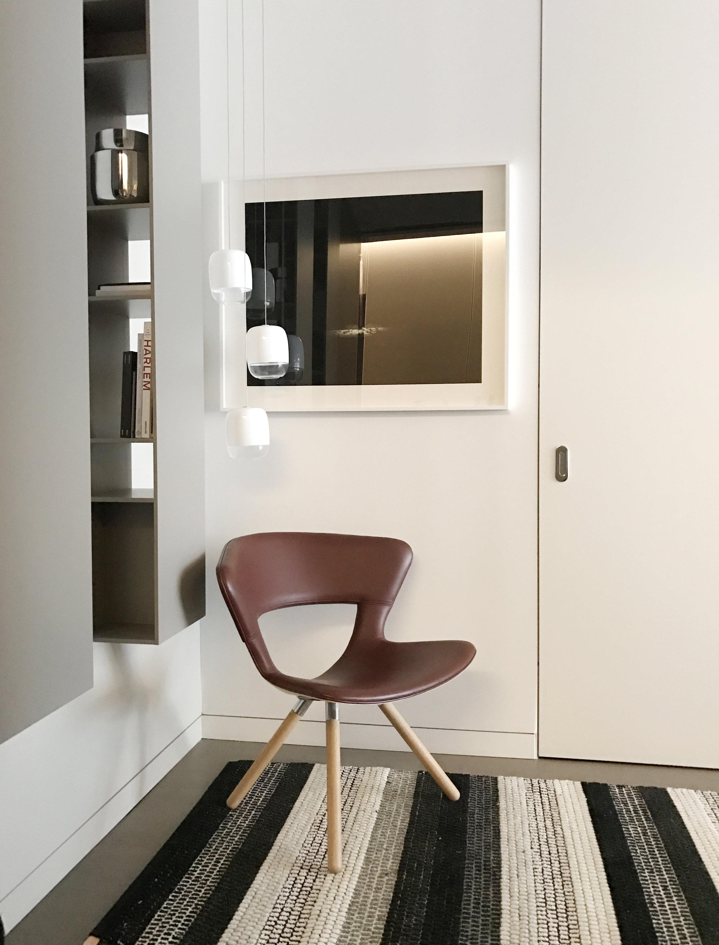 15.008 winter | New York, New York |Architect: Zahah Hadid |Interior Design: West Chin