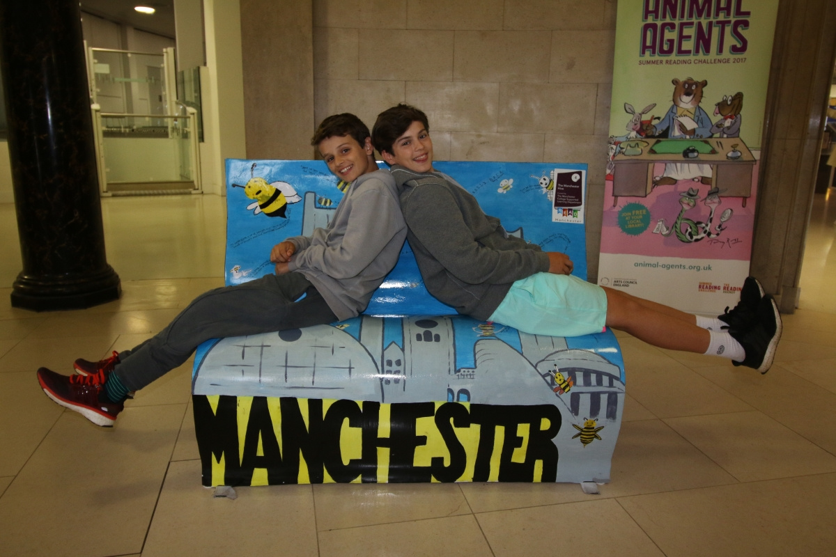 Find out what three experiences we recommend doing when in Manchester
