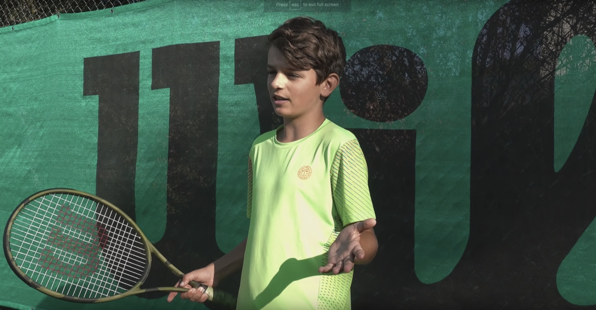 Lucian plays the Wilson Blade 98L Camo - Does he like it?