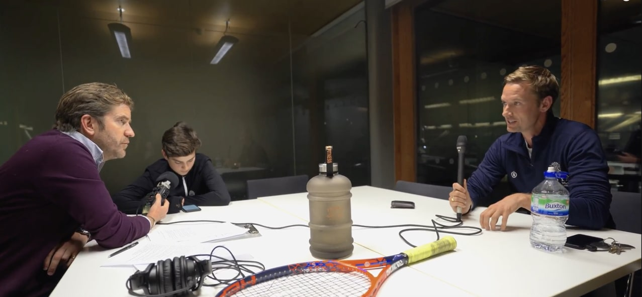 Podcast: Junior Tennis Special -