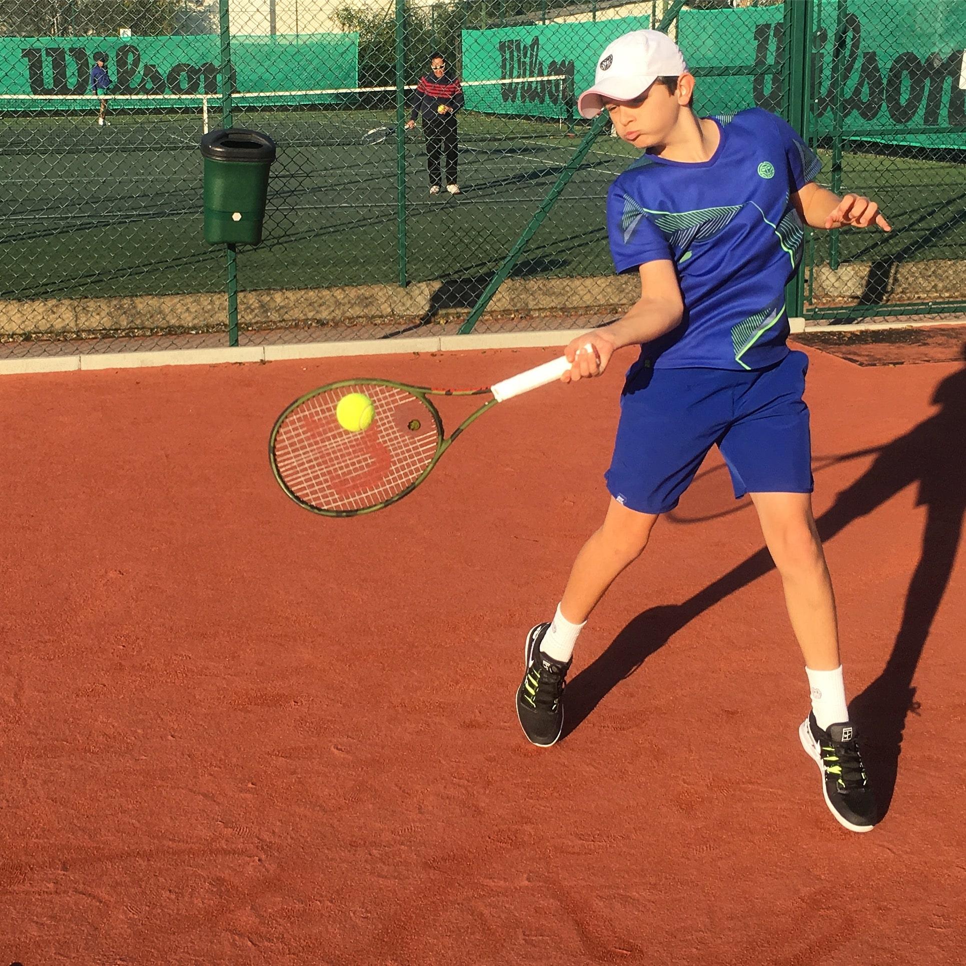 tennis Brothers_Lucian._MischkerJPG