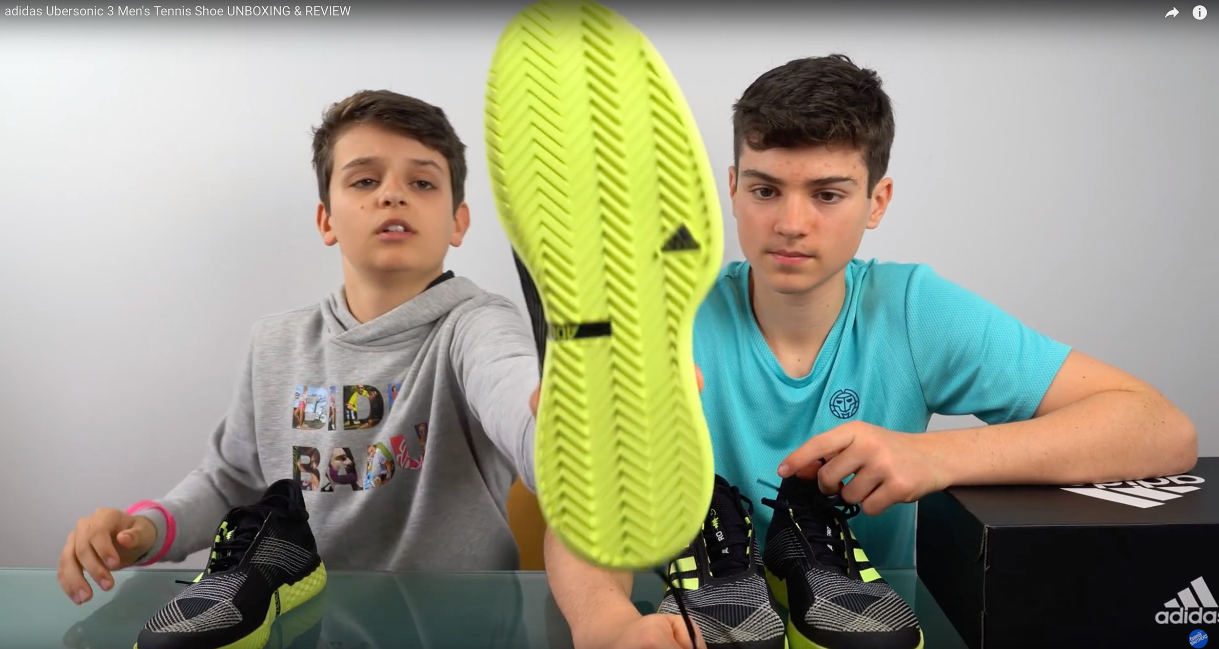 new adidas shoes - Adidas Ubersonic 3 - best features