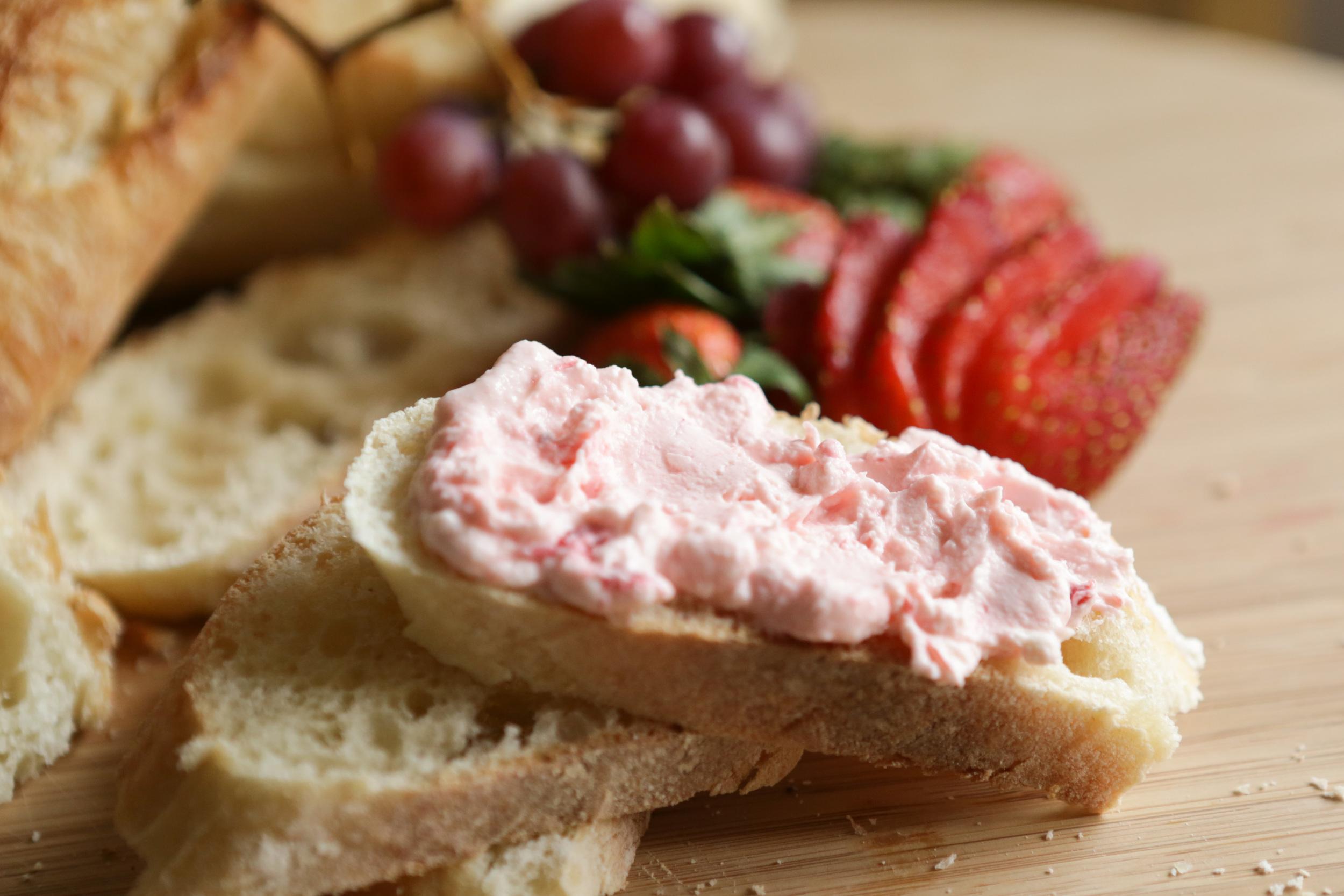 Stawberry Quark