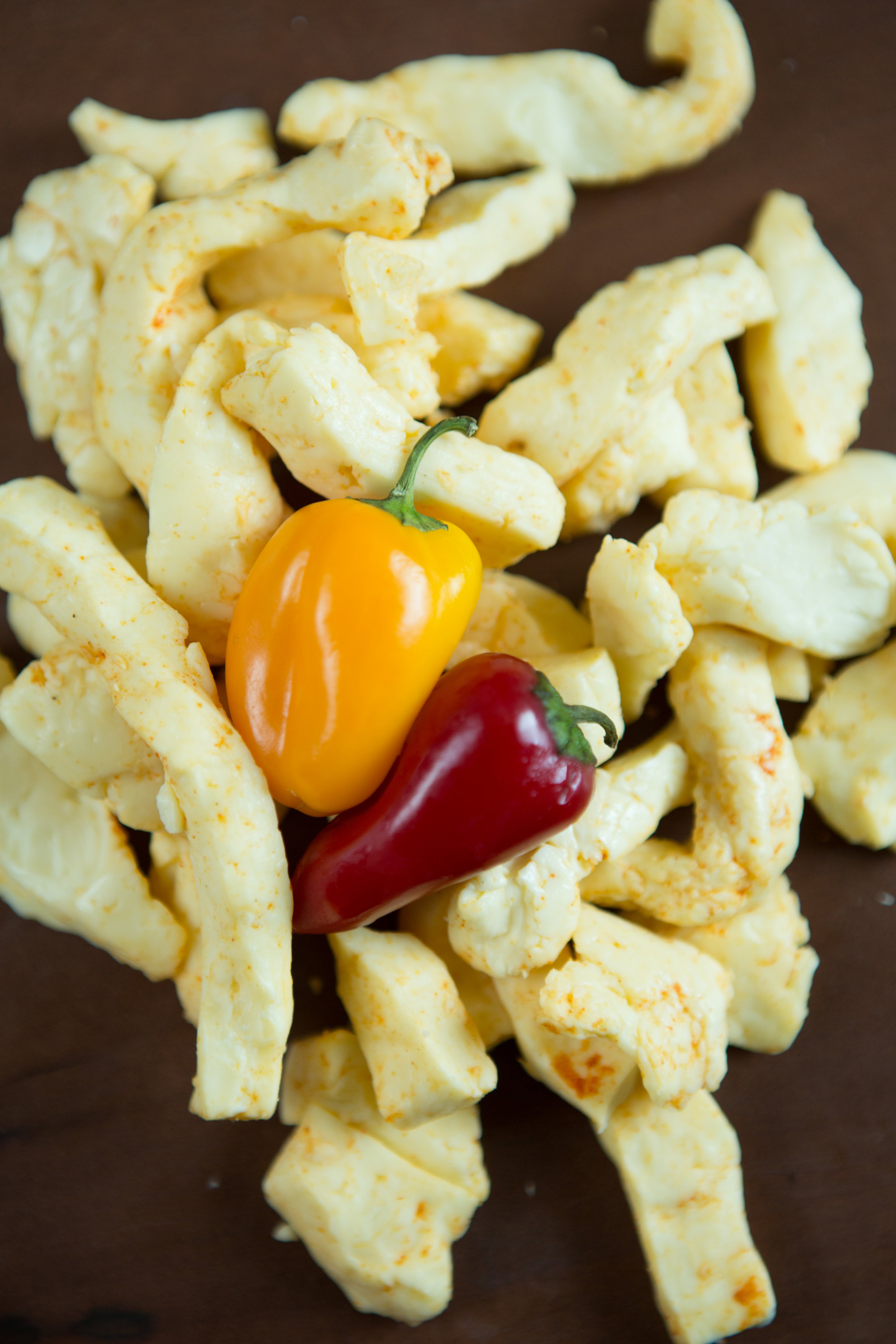 Sriracha Cheese Curds