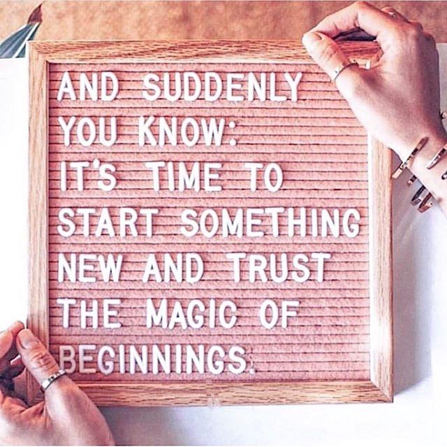 Monday beginnings 💜 #rootedliving #makingmagic