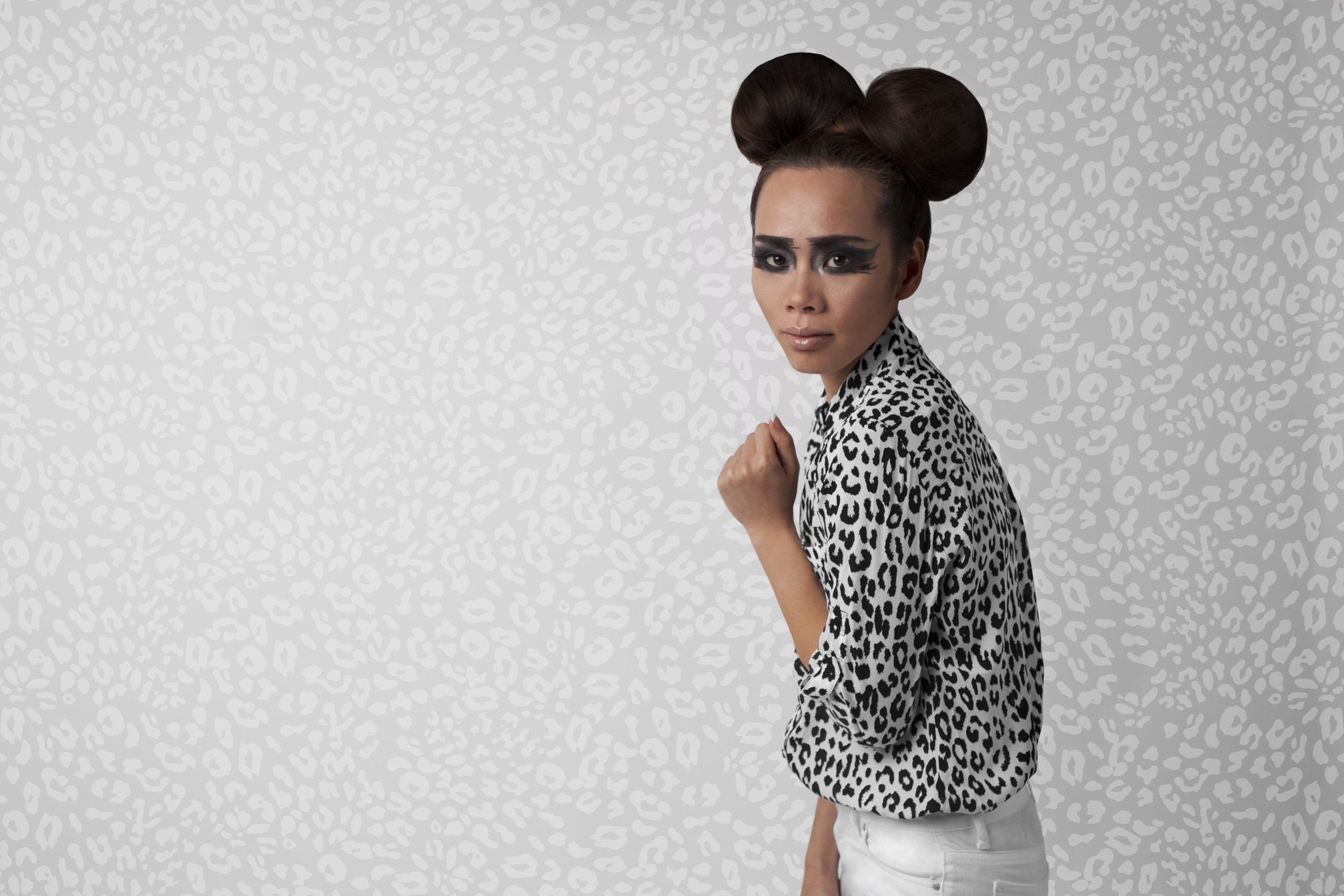 Hair by Rivajeta Rene  Photography by Kallie Jefferies