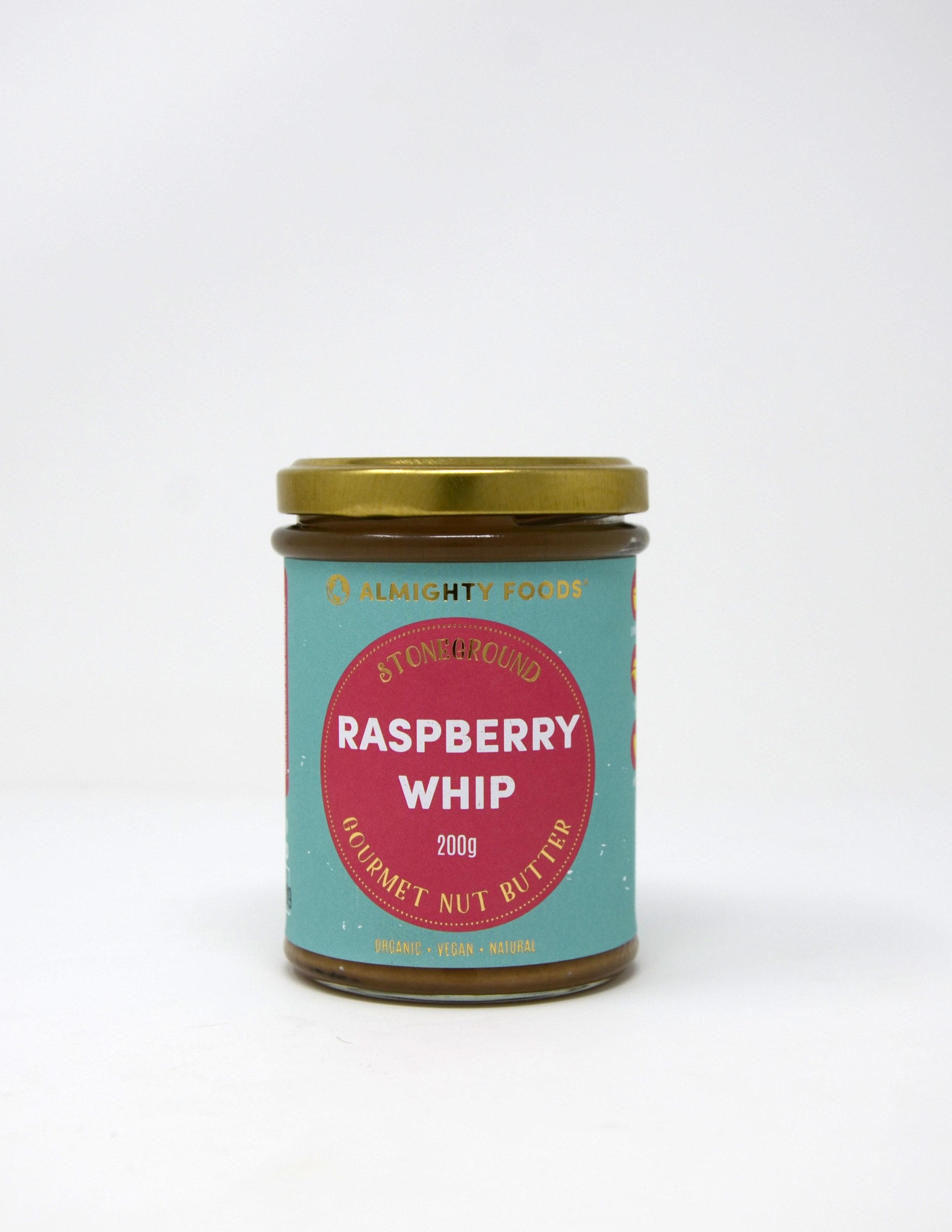 Raspberry Whip