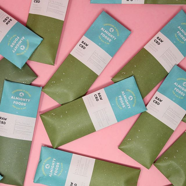 Our raw cbd chocolate is... 👇👇👇👇👇 • Made by passionate people in our custom built factory in Scotland. • Made with ethical organic Peruvian cacao beans imported directly from origin. • Sweetened only with low GI coconut palm sugar. • Wrapped In earthfriendly, fully compostable plant based packaging ♻️. •Made with super high quality, lab tested raw CBD  extract. • Lab tested for a second time after we make the chocolate, so you can be super sure that what we are providing you, is a high quality, reliable product.  #SnakeOilFree #PureGoodness Coming soon to a store near you... we know that sounds general, but if you live in the UK, there's a good chance that this will be in your local area soon, if not already! 😮🤗🌈 ~ ~ ~  #yum #excitingnews #comingsoon #almightyfoods #hemp #hempfoods #cbd #herbs #botanical #goodness #bhang #sacred #cacao #rawchocolate #beantobar #organic #eco #ethicalbrand #ethical #healthy #happy #feelgood #eatrealfood #nourish #wholefood #plantfood #plantbased #vegan