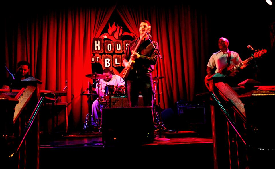 House of Blues, Chicago IL 2013