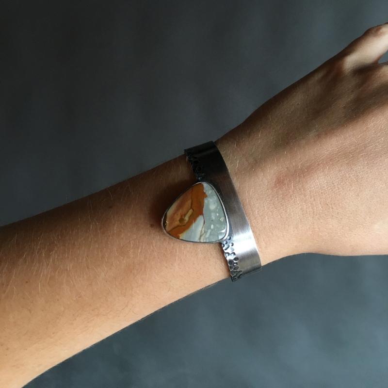 kansas city merit made meritmade kc handmade jewelry art jewelry unique jewelry bracelet