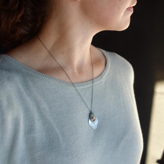 kansas city merit made meritmade kc handmade jewelry art jewelry unique jewelry necklace