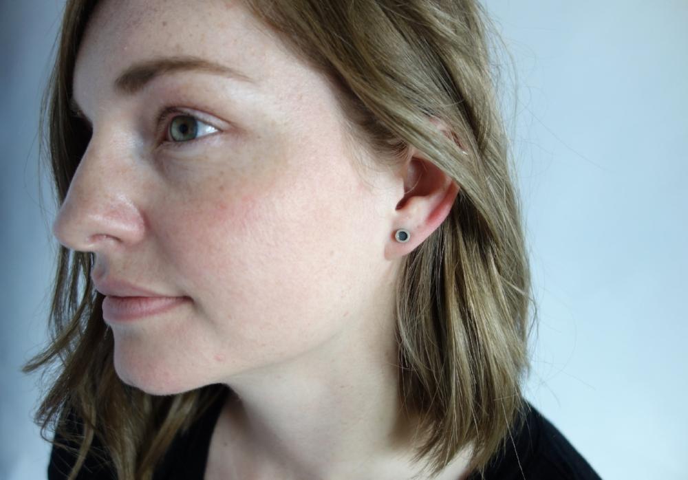 helio earrings meritmade