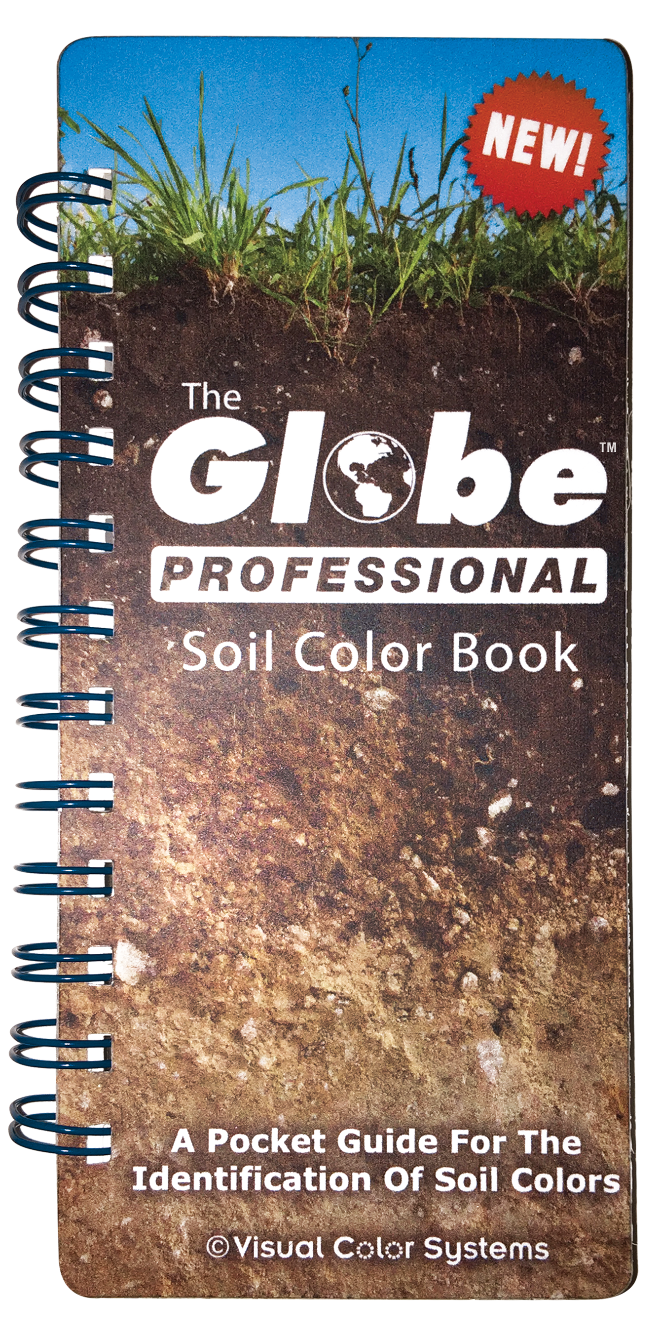THE GLOBE PROFESSIONAL EDITION SOIL COLOR BOOK
