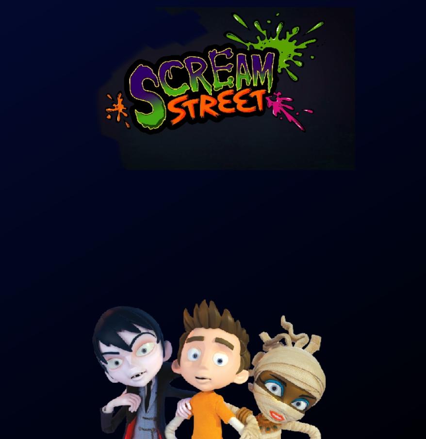 'Scream Street' - Factory Createx16 Episodes- Storyboards- Animatics