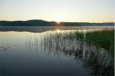 7 Sonnenaufgang Finnland *