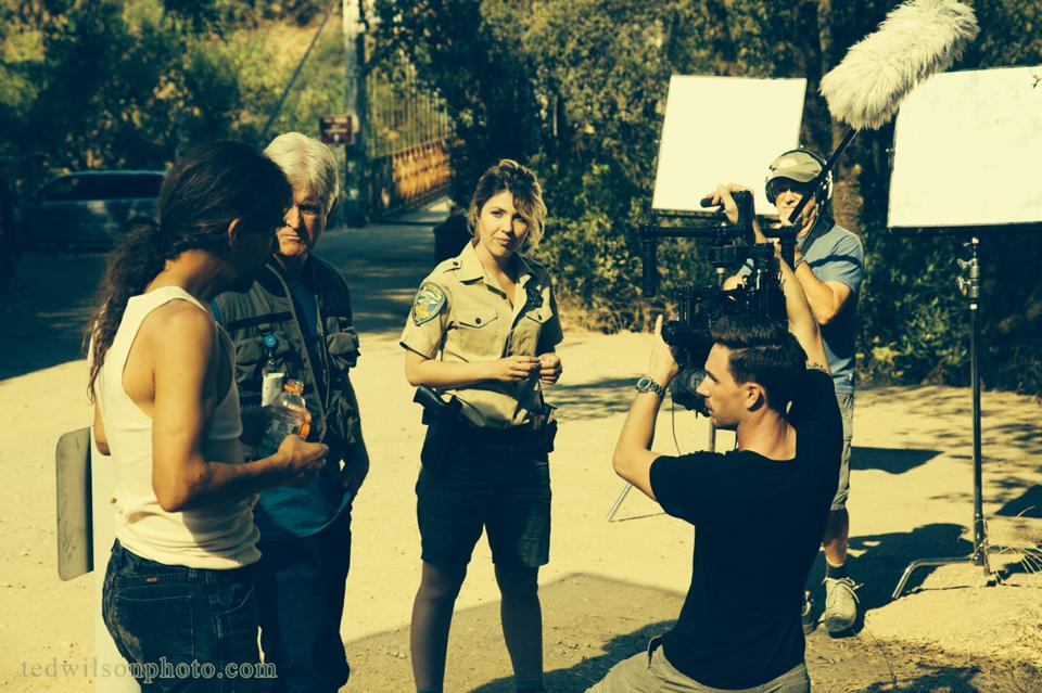 """Movi M5 on set of """"The Find"""""""
