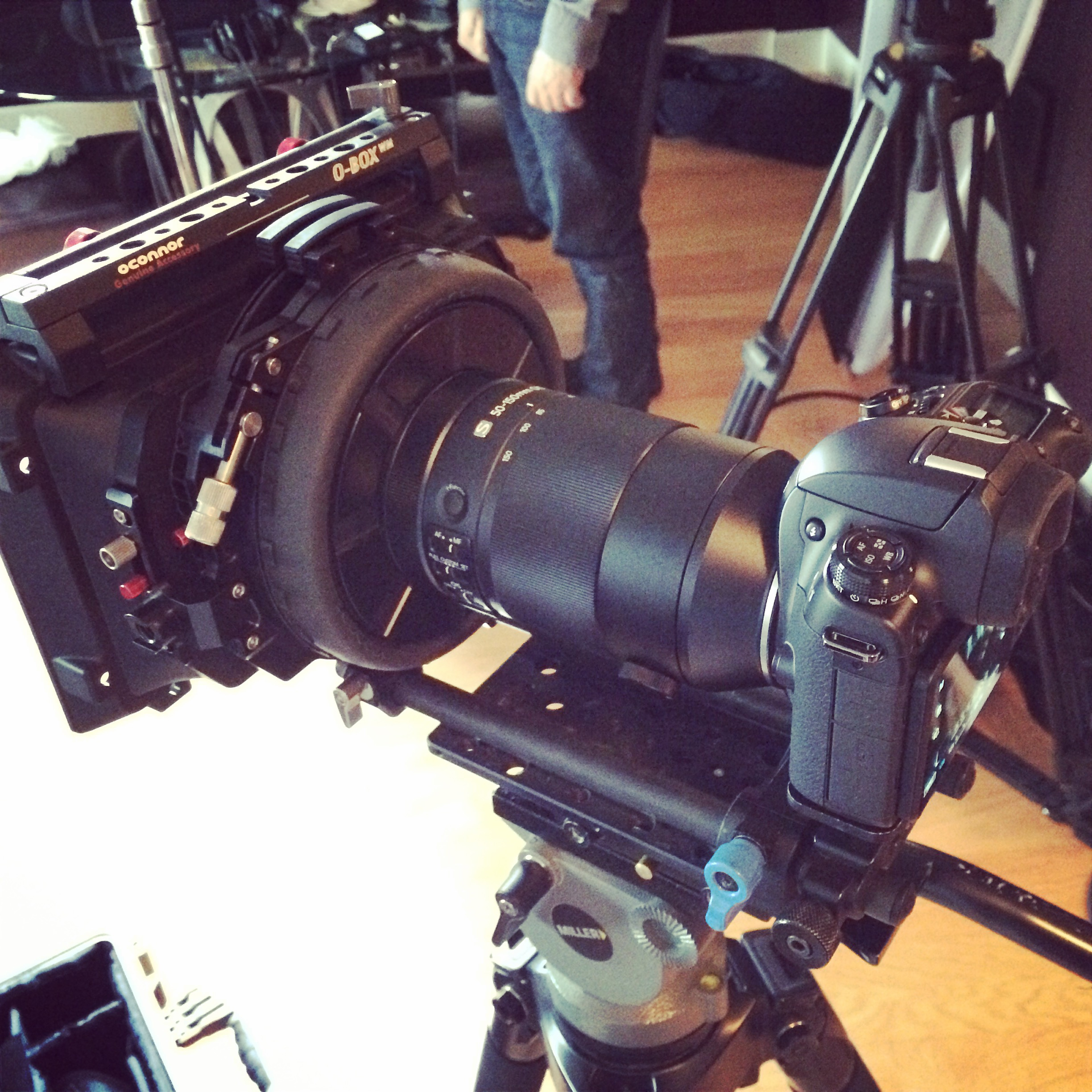 A lightweight Samsung 4K build for corporate documentary.