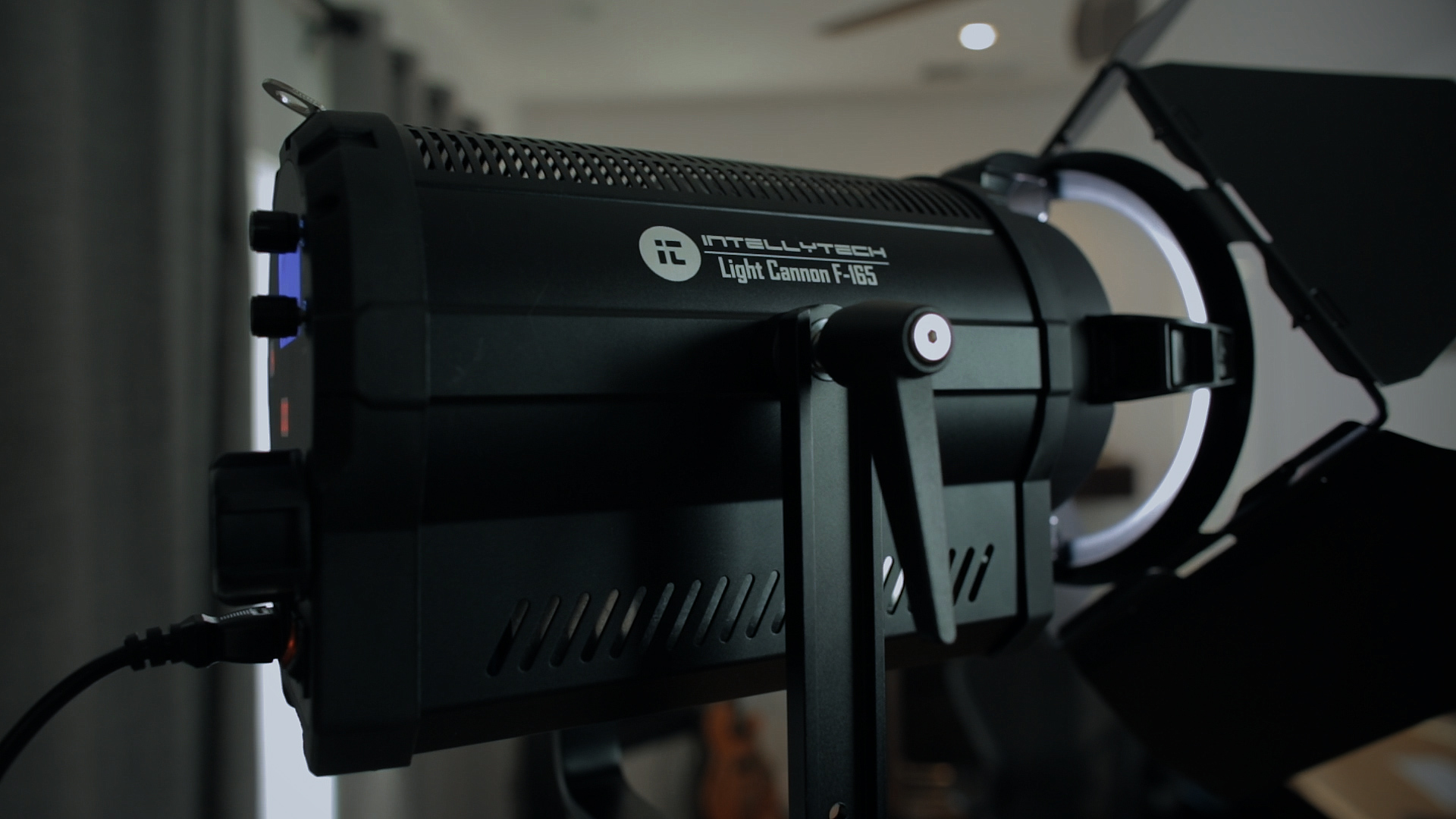 IntellyTech Light Cannon F-165