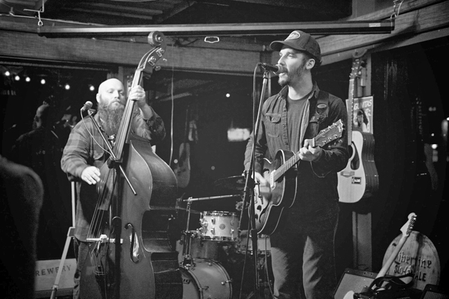 SUNDAY FUNDAY   Morro Bay Americana duo The Turkey Buzzards will join a dozen other local and regional acts for Twang N Bang X kicking off this Sunday, Sept. 6, from 2 p.m. to 2 a.m. The mix of rock, country, and everything in-between will roll on all day long at Frog and Peach Pub.