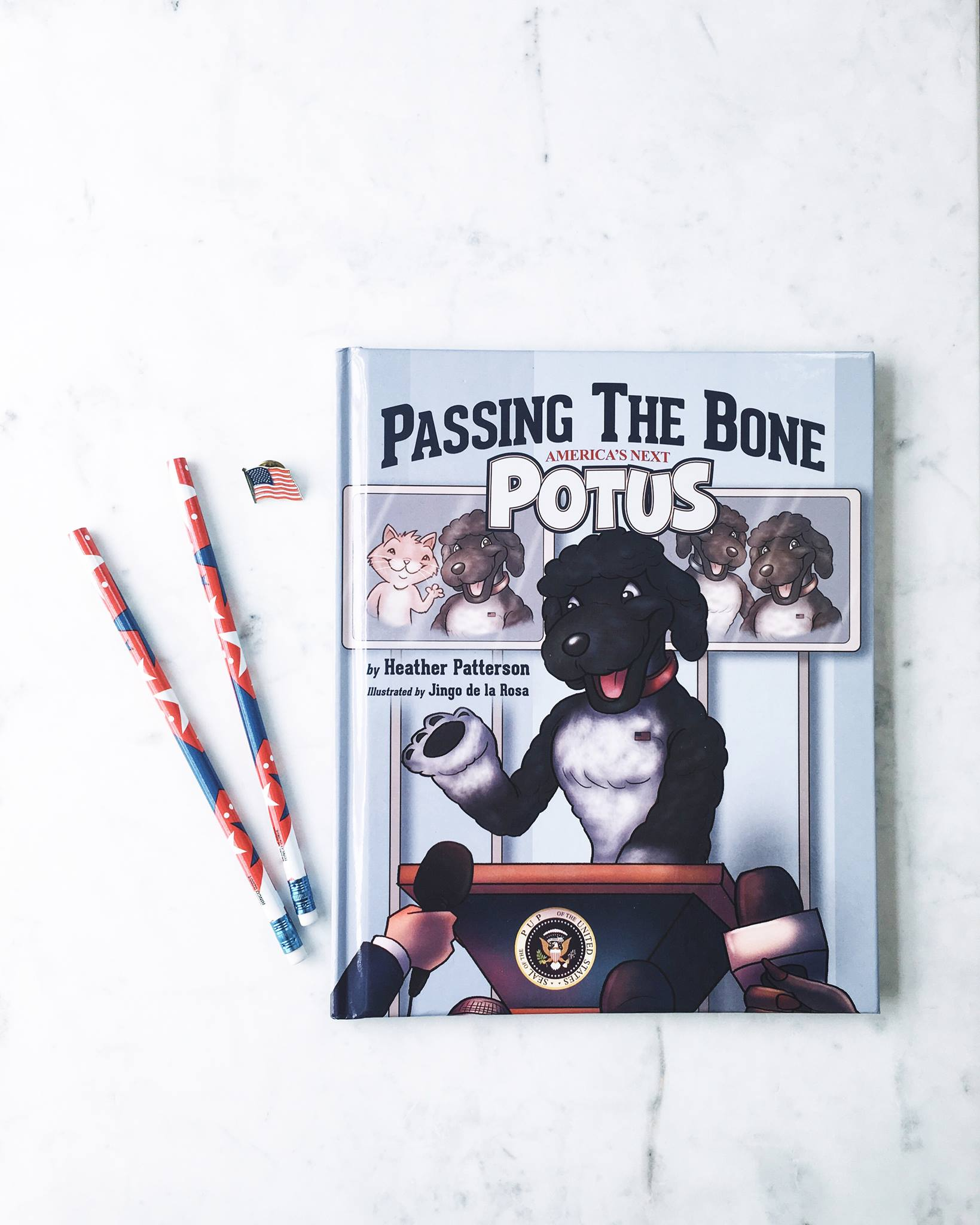 Heather Patterson's  Passing the Bone