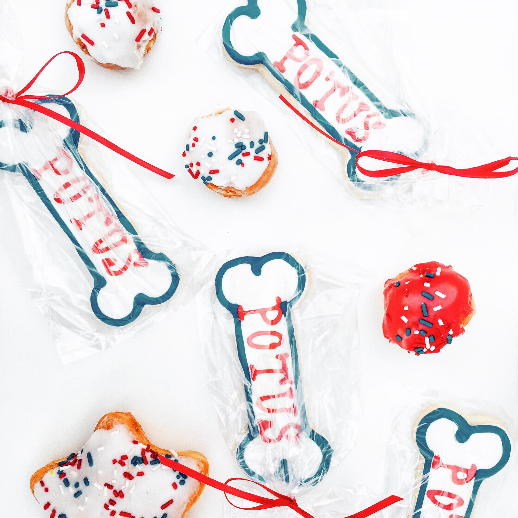 Election party ideas? It would be fun to vote for a class or family pet with these cute cookies! Photo by  Heather Patterson