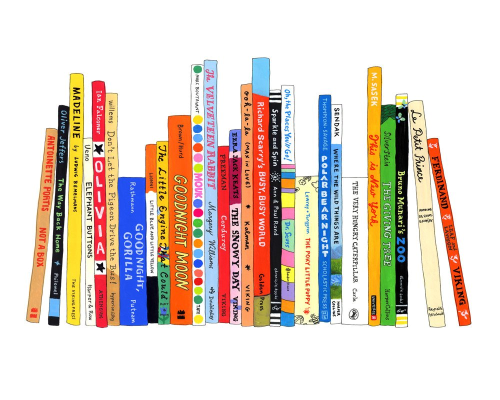 Ideal BookShelf 488: Kids By Jane Mount