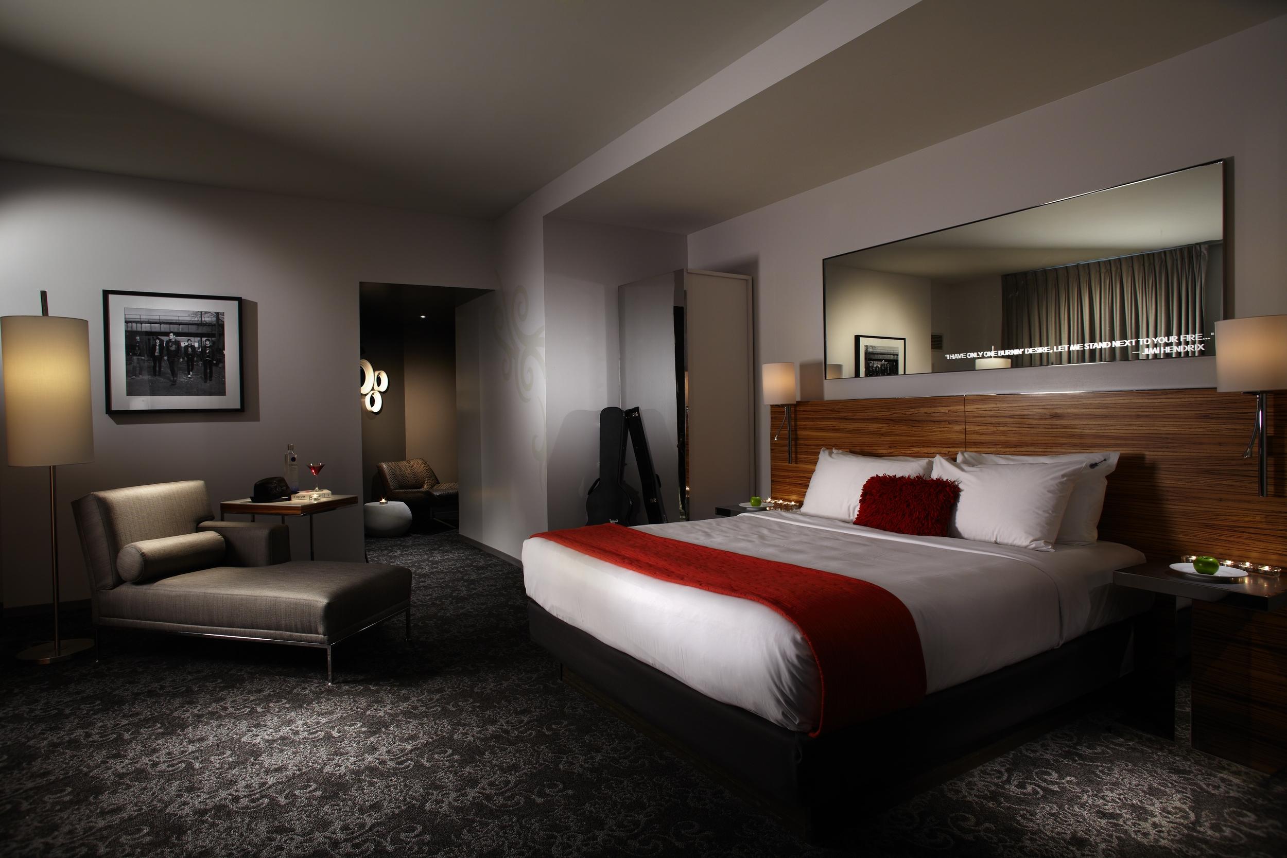 Image via: Hard Rock Hotel Chicago