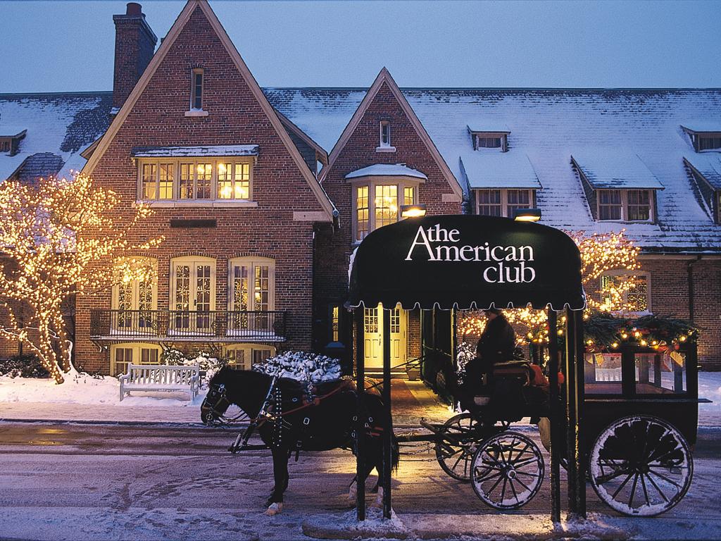 Image via: the American Club