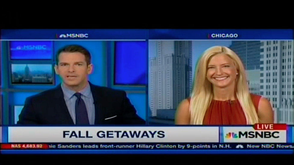Amazing Fall travel ideas on MSNBC