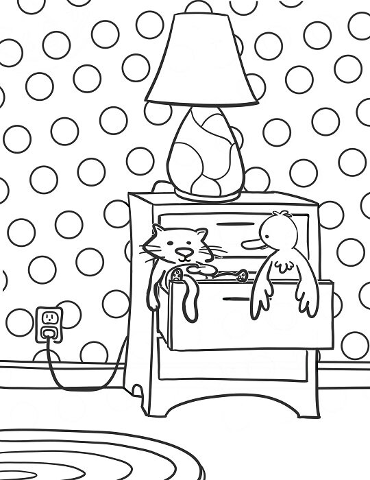 thoughtfully designed colouring pages - kiddicolour | 700x540