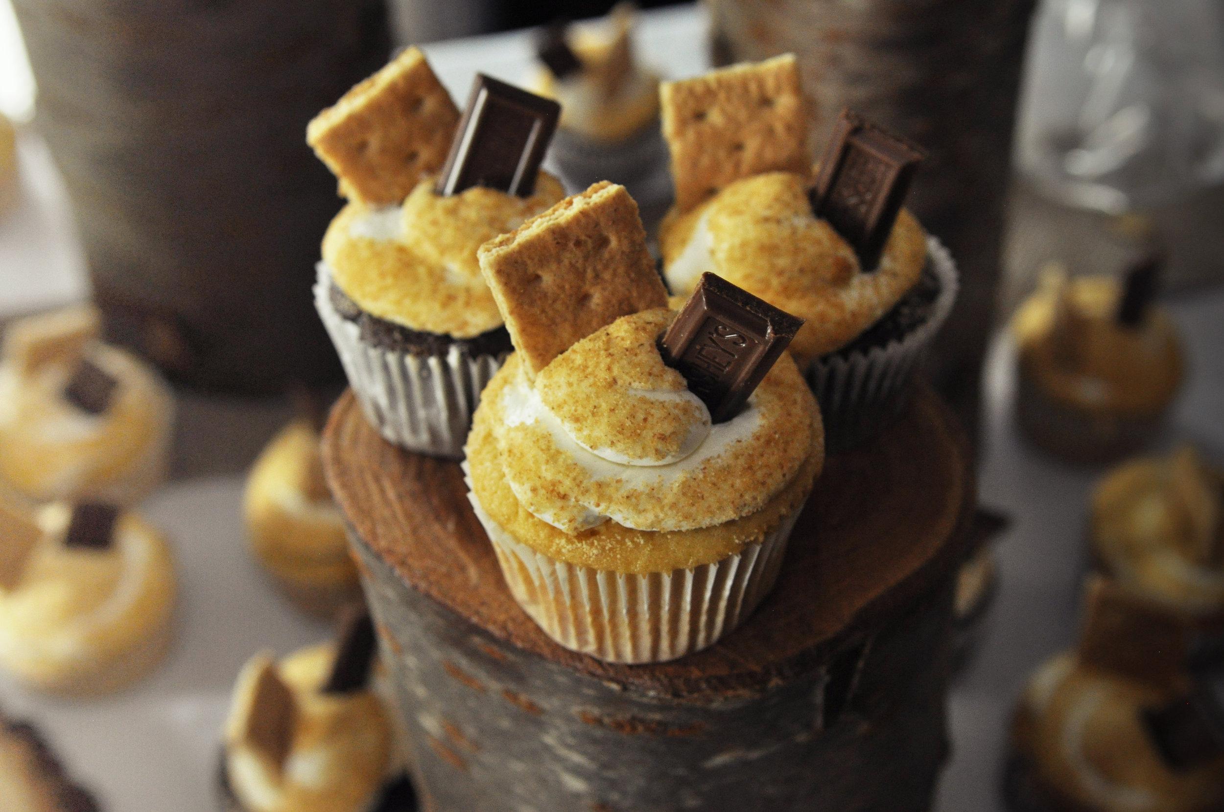 um.... s'more cupcakes please!