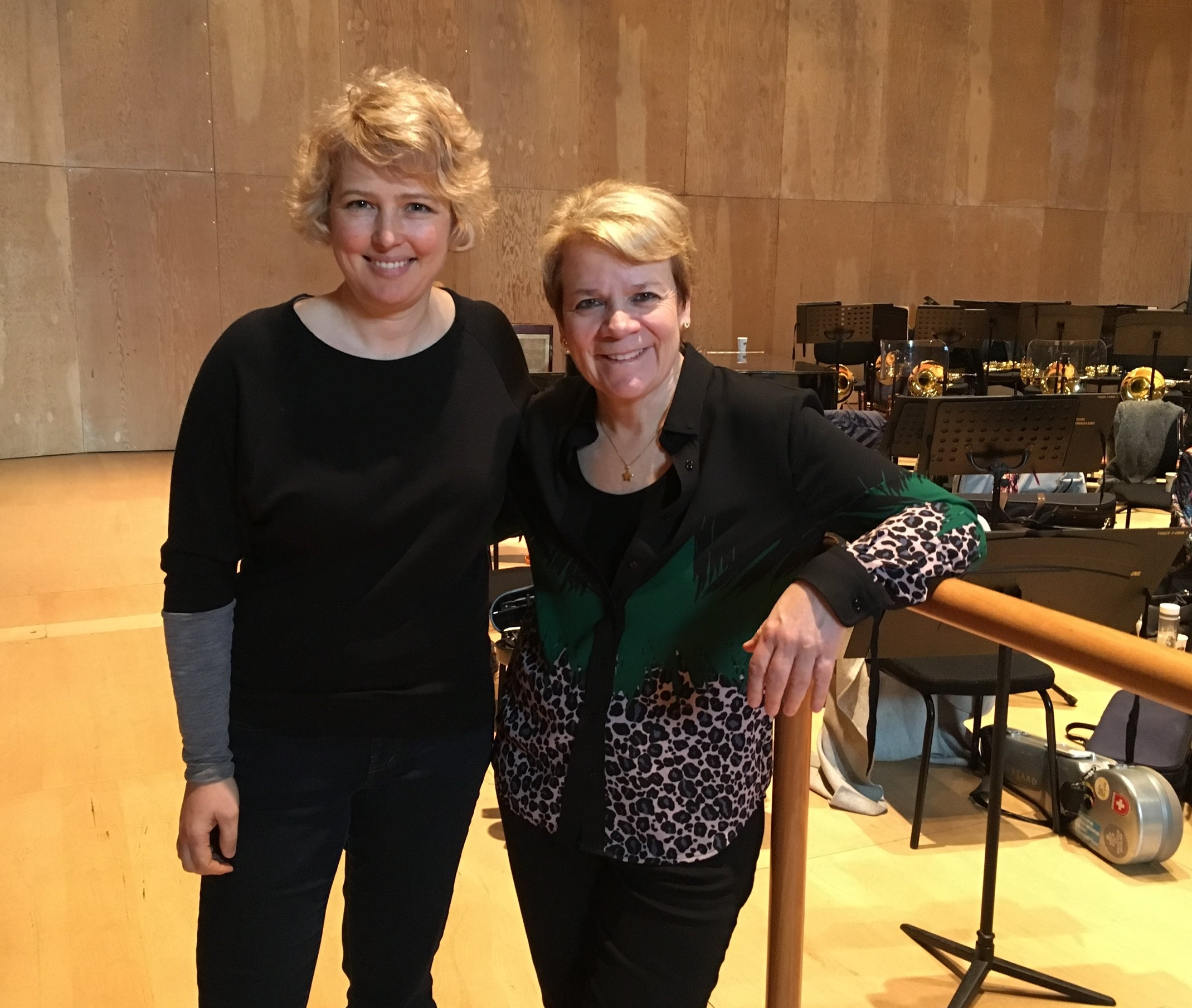 The Conductors' Blog - Read as conductor's Marin Alsop and Karin Hendrickson track the progress of the Britten-Pears Orchestra: Read here.