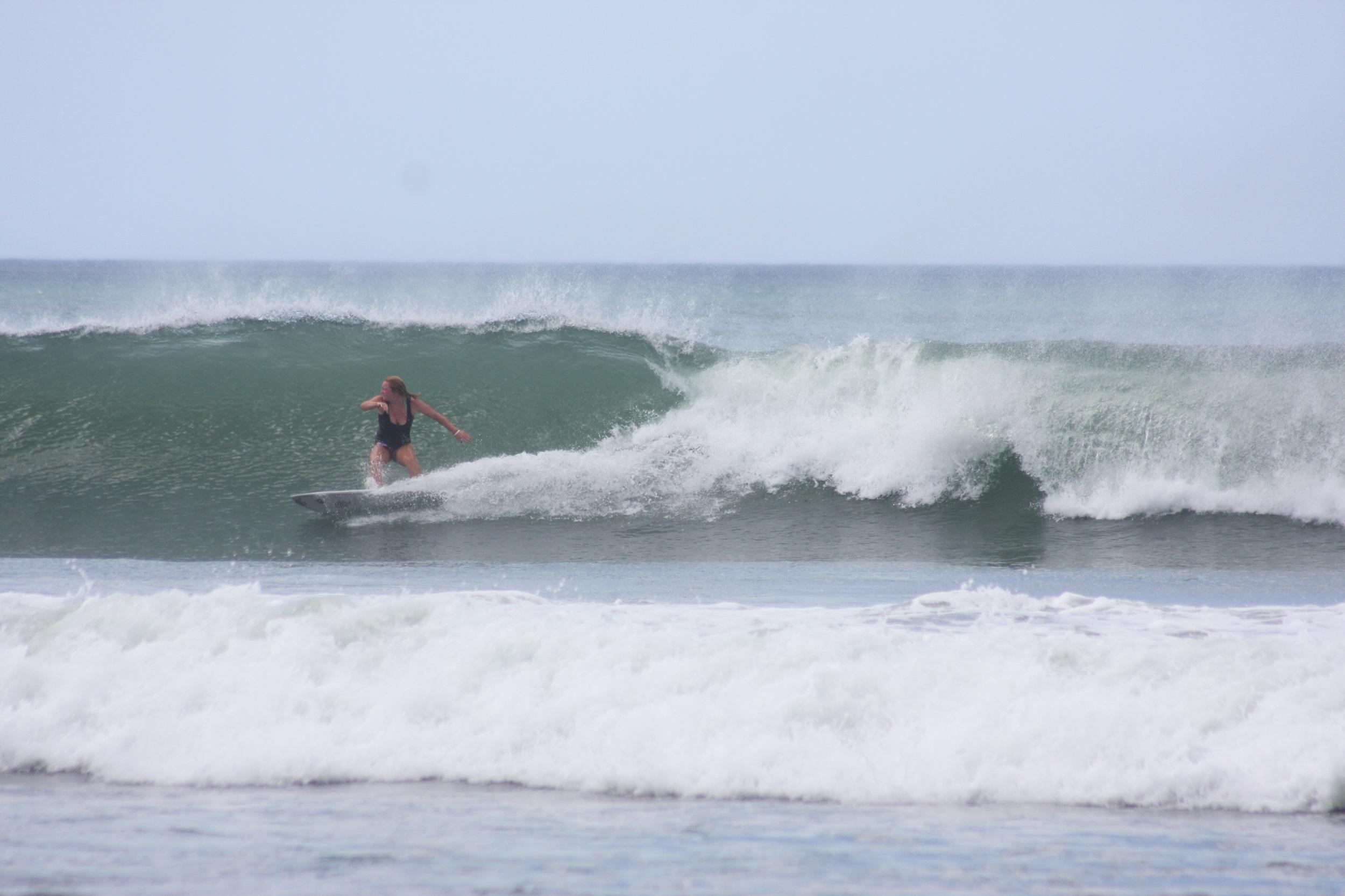 First Best wave