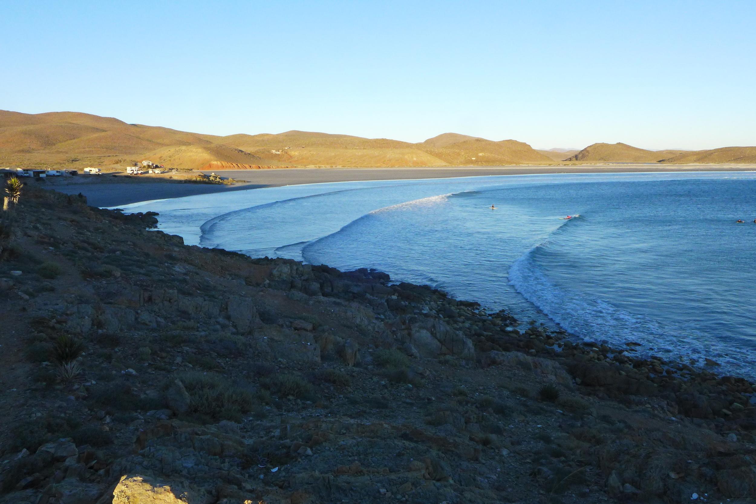 Alejandros, Baja Sur