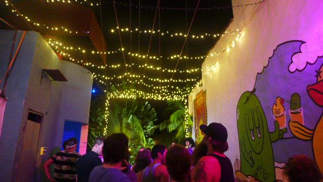 Don Pedros. Popular dance spot.