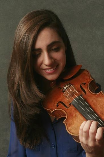 Allison Mase, violinist and director of operations