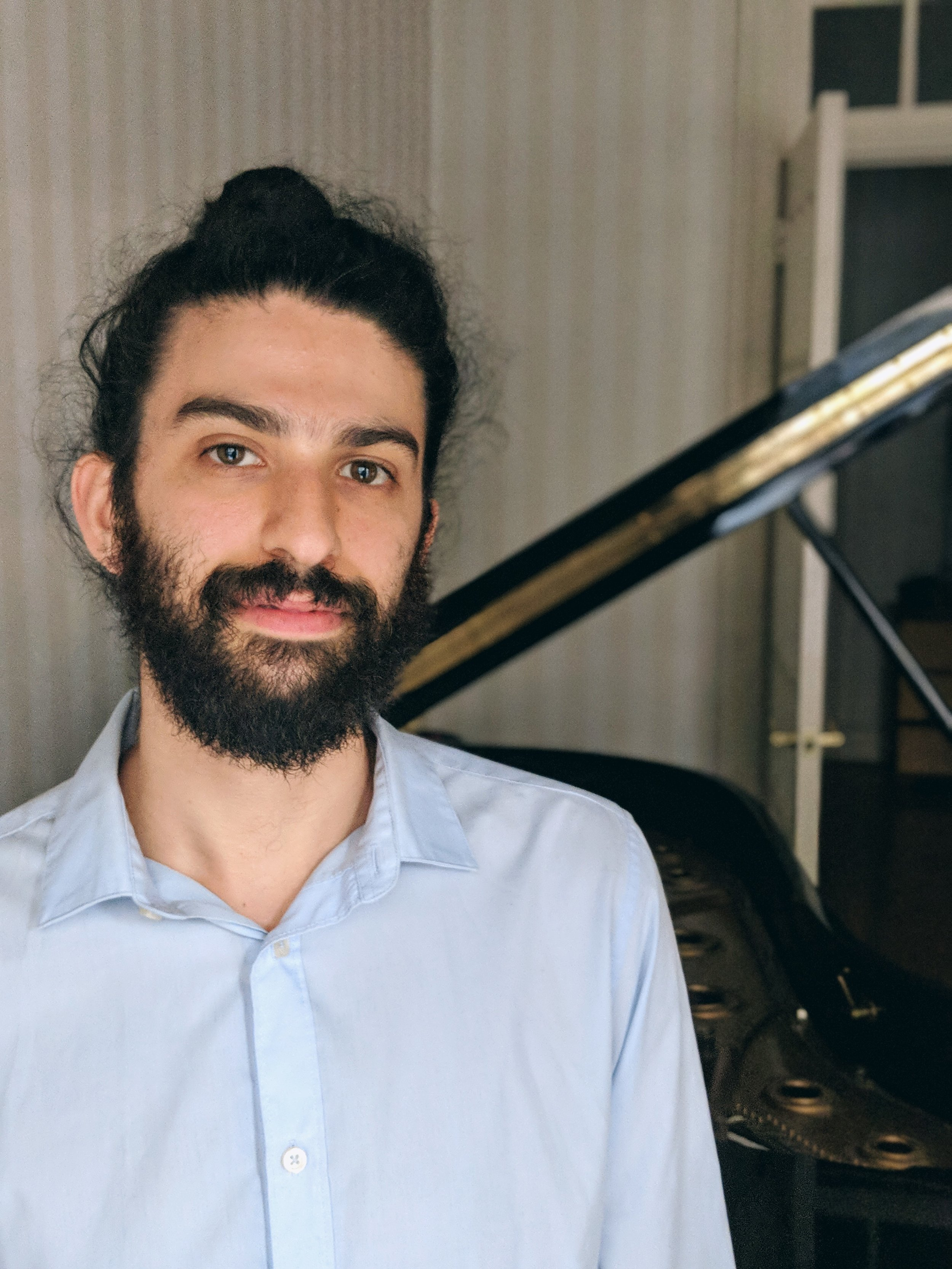 Jesse Greenberg, synthesizer/ percussion/ composer