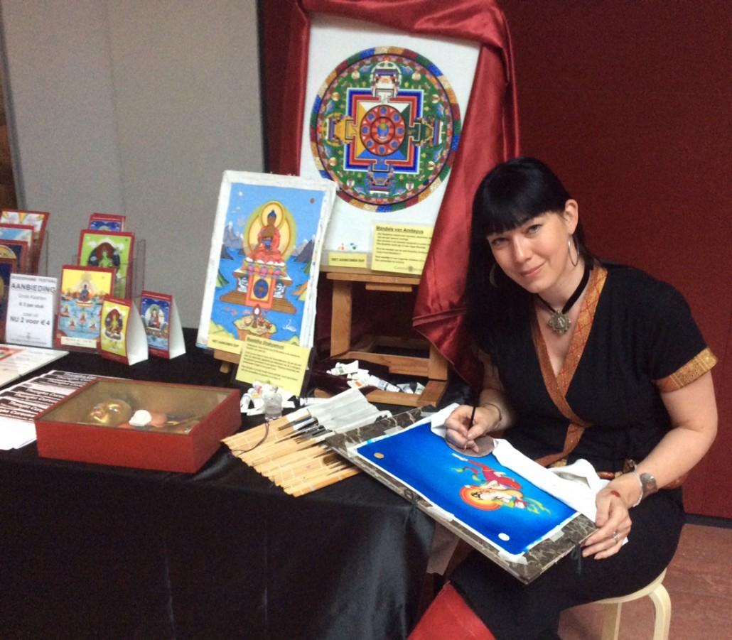 image credit:  Tibetan Buddhist Art
