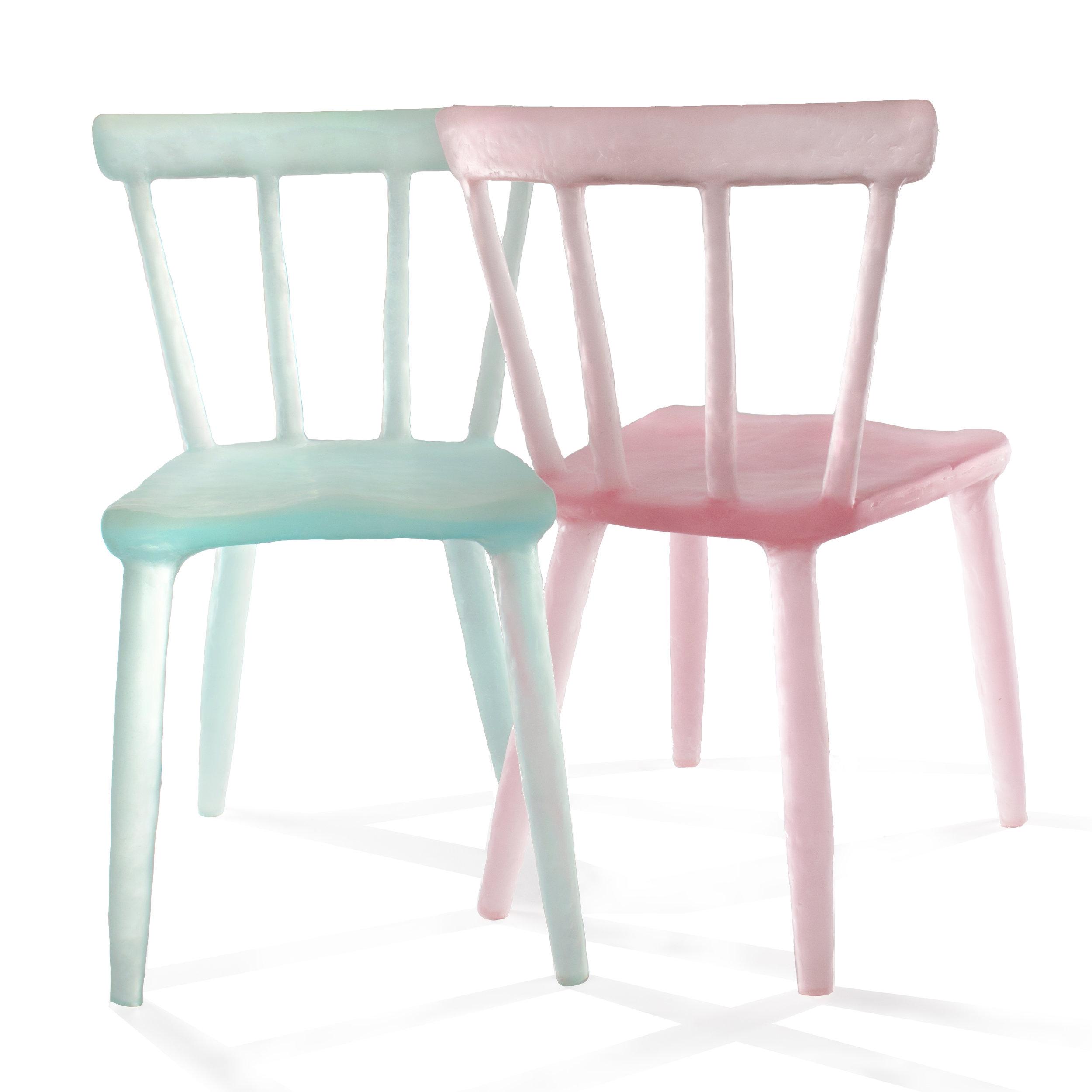 kim markel glow chairs